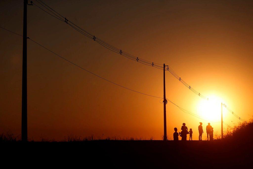 Contest-Sunset